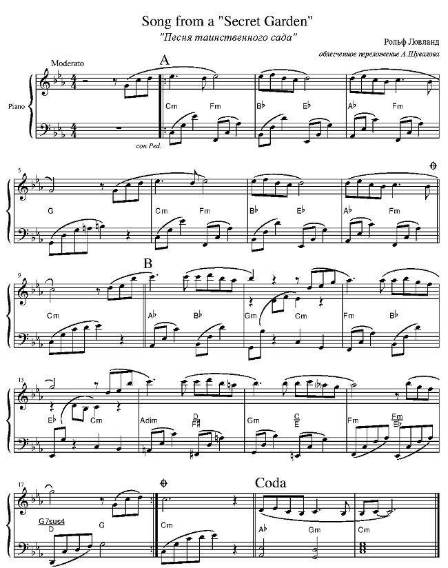 Уроки игры на фортепиано шувалов летний сад